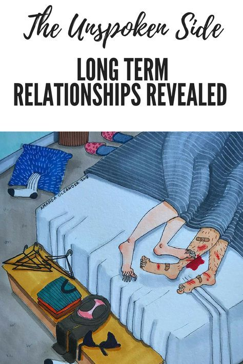 The Unspoken Side Of Long Term Relationships Revealed In 20+