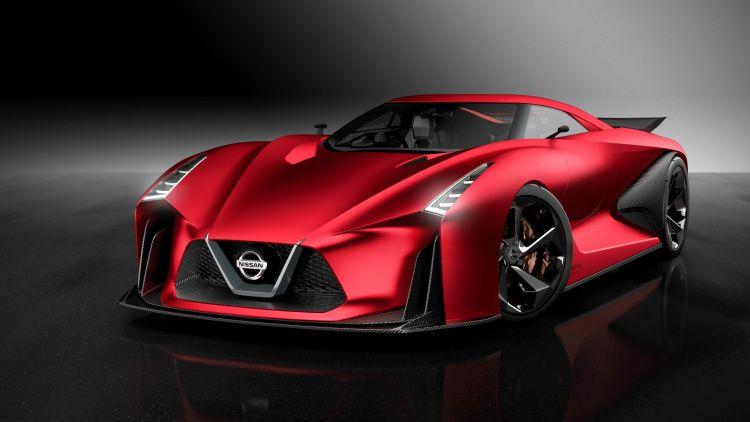 Nissan Concept 2020 Vision Gran Turismo Red Photo Gallery Superdeportivos Nissan Autos Nuevos