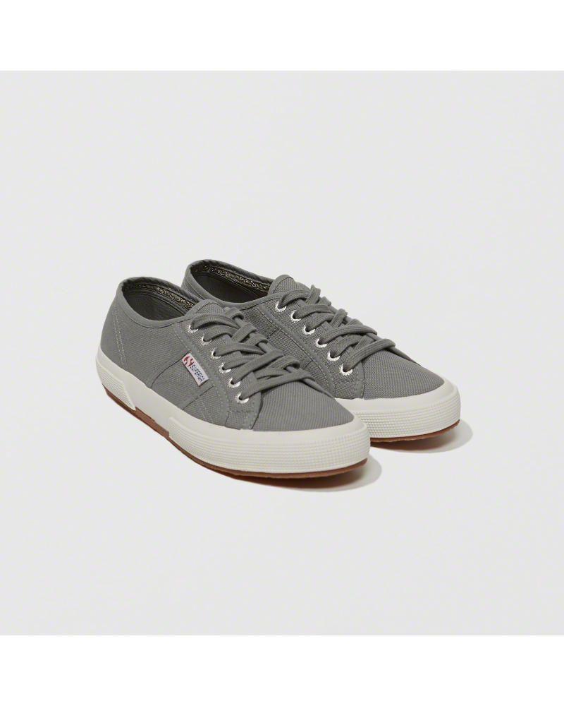 Superga Women's Cotu Classic Sneaker in Grey - Size 6.5