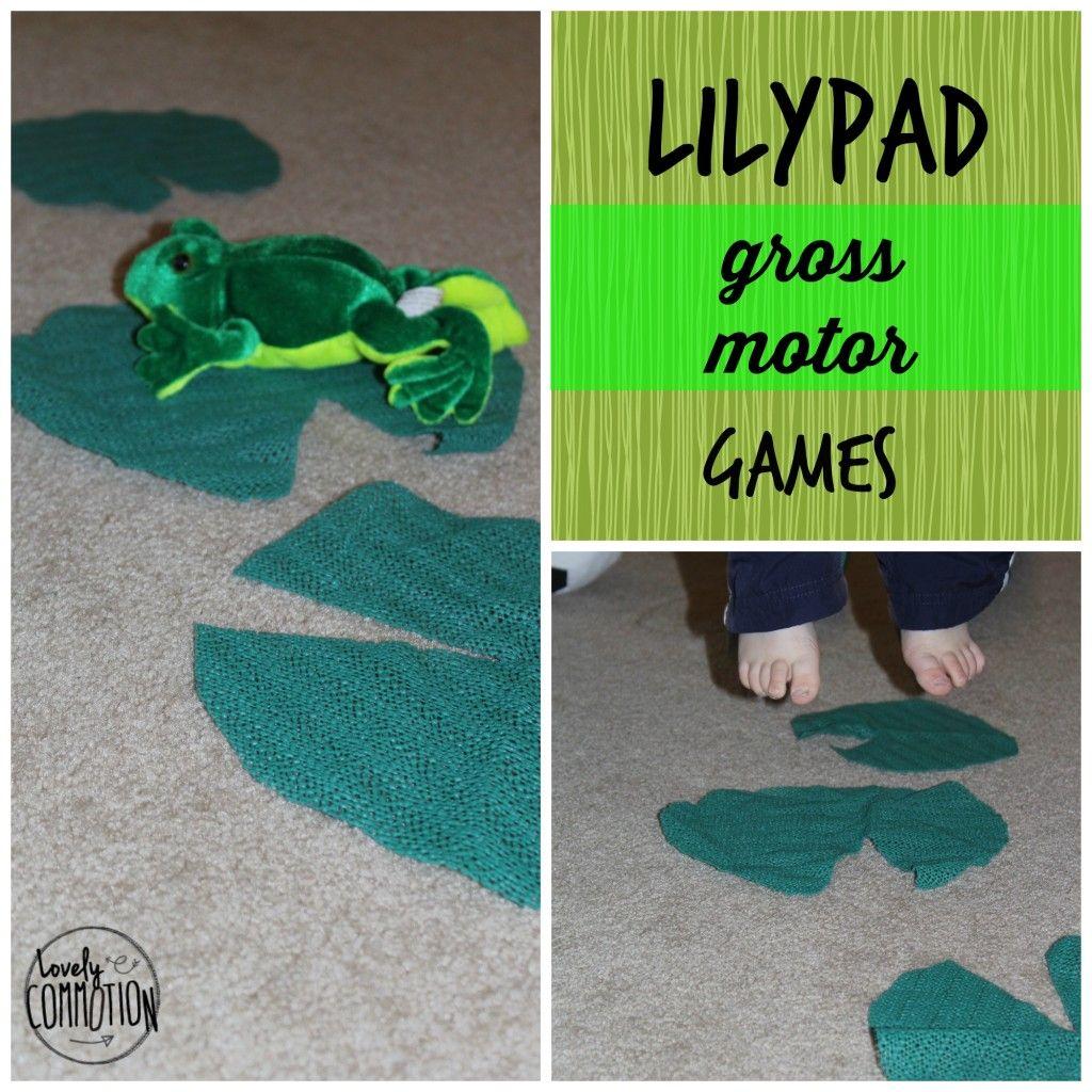 Frog Preschool Activities