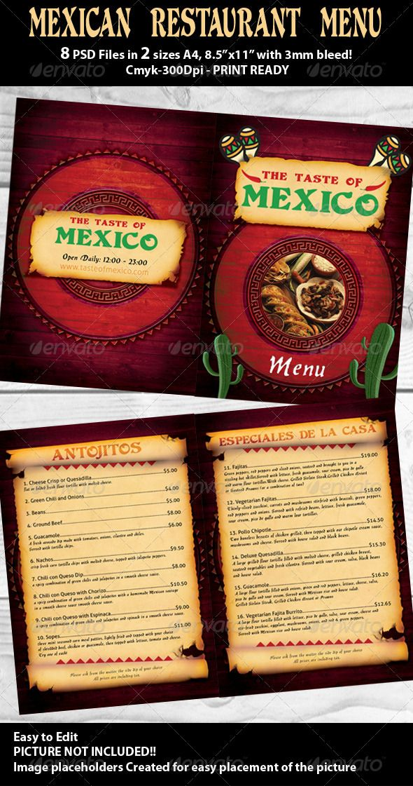 pin by best graphic design on best food menu templates pinterest