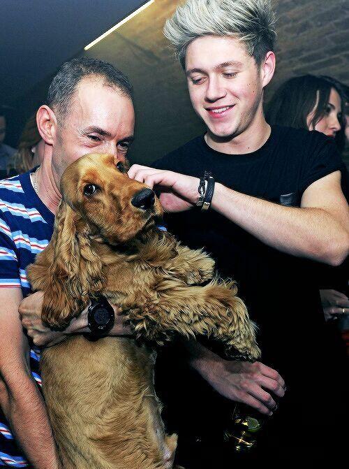 Niall at club G-A-Y last night!