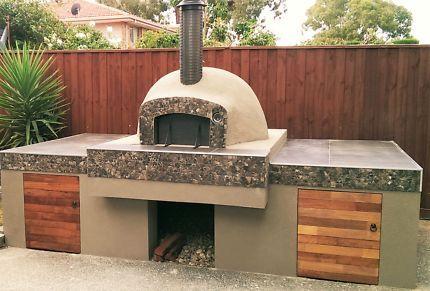 Wood Fire Pizza Oven Custom Made Other Home Garden Gumtree Australia Cardinia Area Pakenham Wood Fired Pizza Oven Pizza Oven Pizza Oven Outdoor