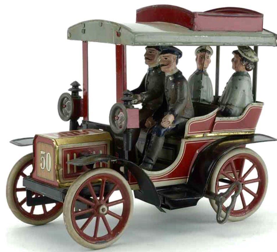 Child toys car  Antique Tin Toy Car  BabyChild Boutique  Pinterest  Tin toys and Toy