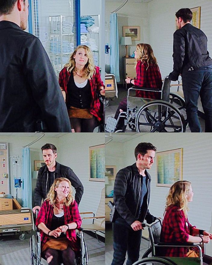 Father Amd Daughter Once Up A Time Once Upon A Time Captain Swan