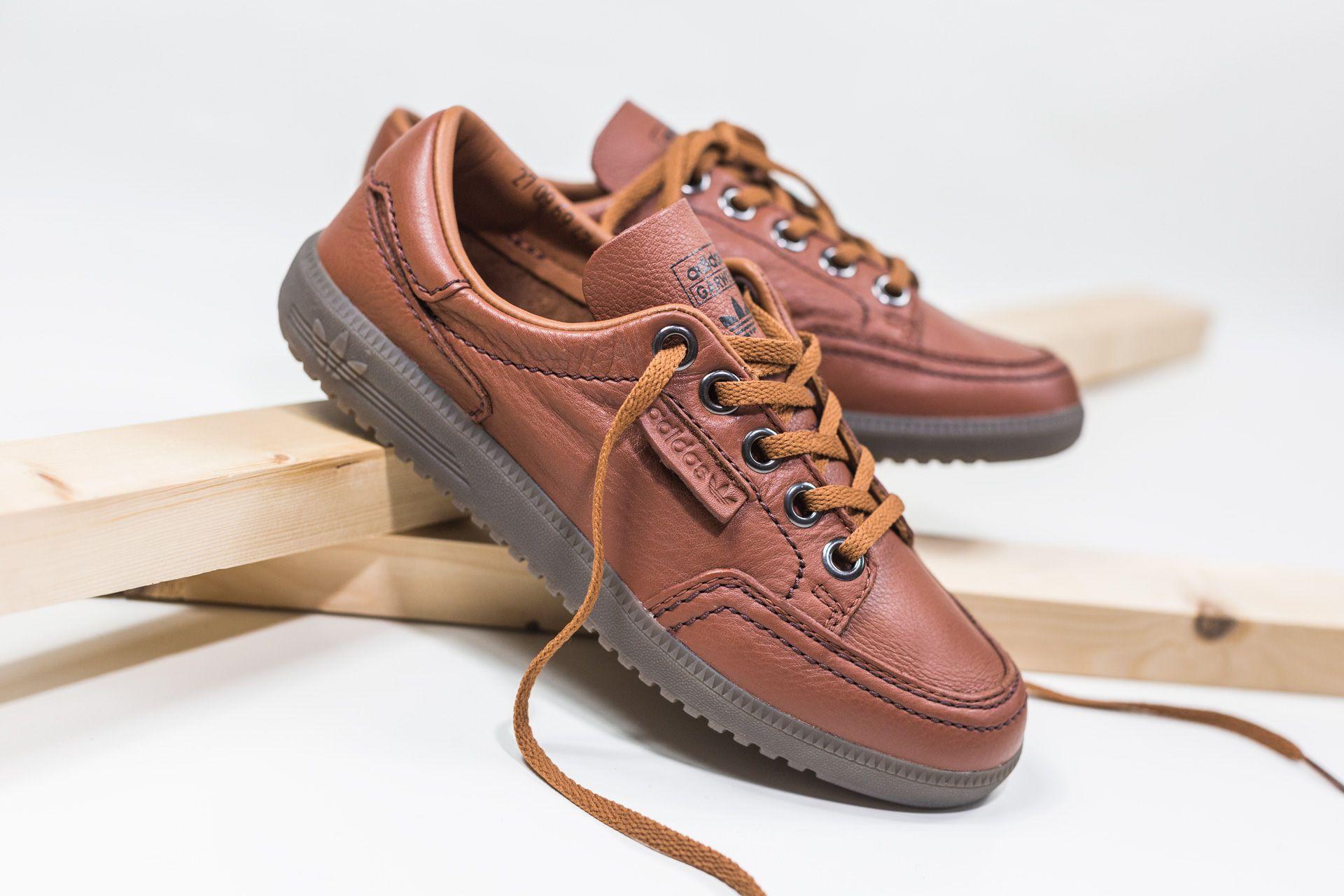 zapatos adidas originales de cuero way