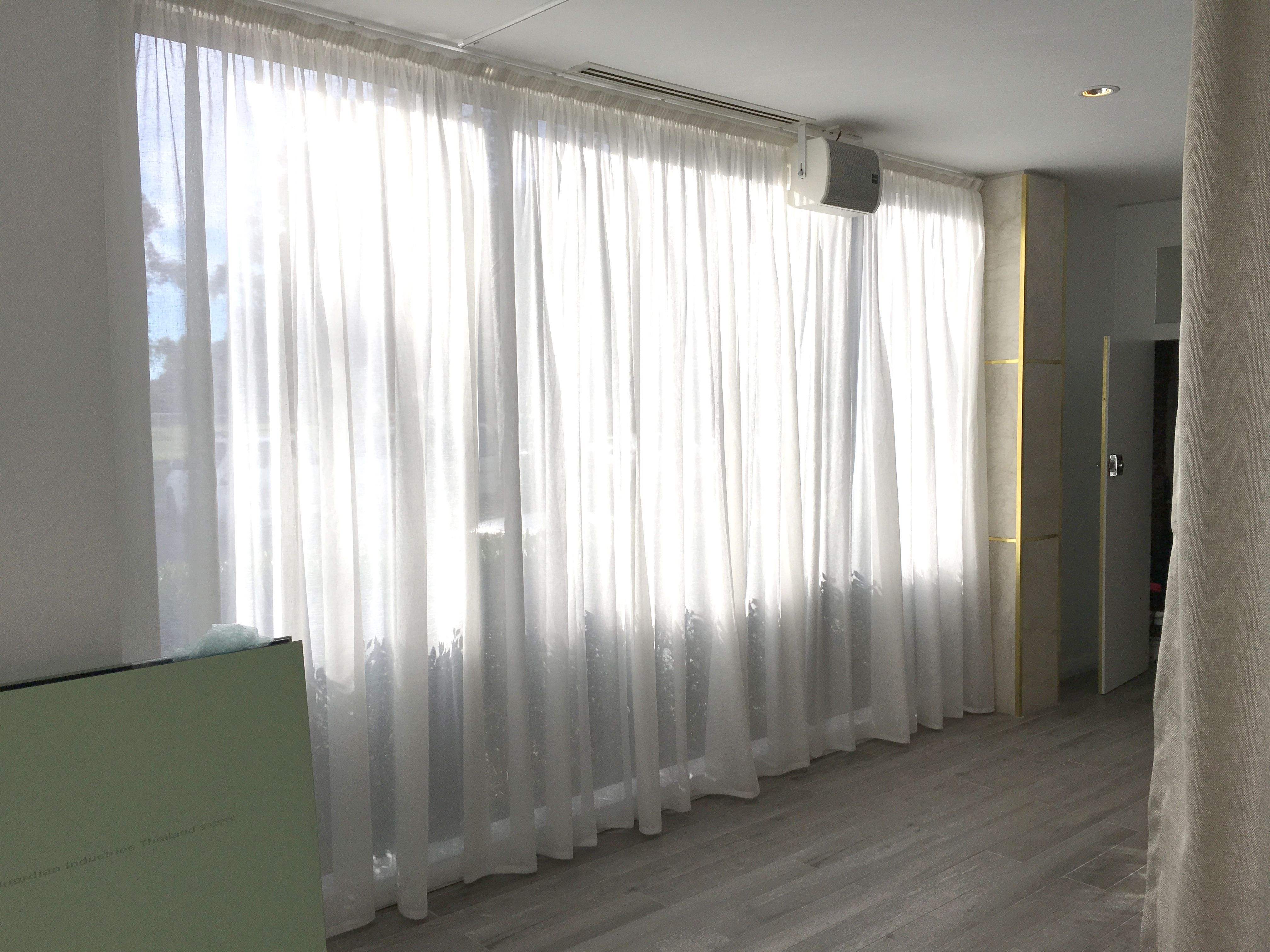 Independent Curtains Don T Just Create Beautiful Window Coverings For Homes We Also Work With Commercial Properties Like Independent Curtains Work Curta