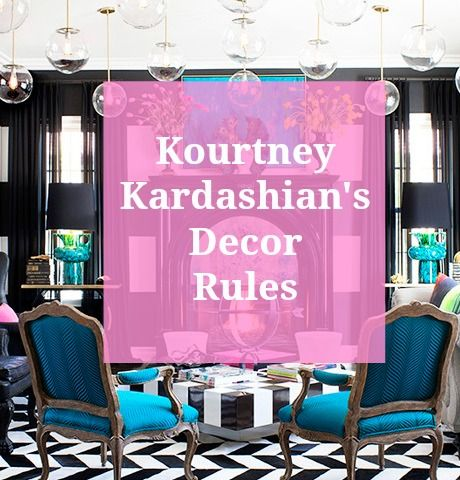 Exclusive! Peek Inside Kourtney Kardashian\'s California Home | Room ...