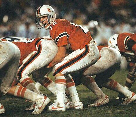 low priced e1cd7 500c7 Jim Kelly | Miami Football | Ncaa college football, College ...