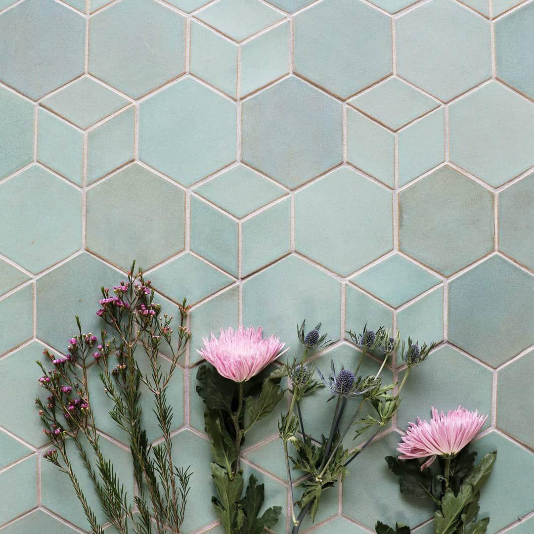Pin By Amanda Heartbeet Kitchen On Hudson Kitchen Reno Inspiration Blue Bathroom Tile Green Tile Backsplash Mosaic Bathroom Tile