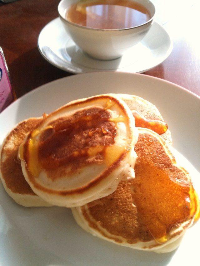 Oladi Russian Sour Cream Pancakes Sour Cream Pancakes Sour Cream Recipes Sweet Crepes
