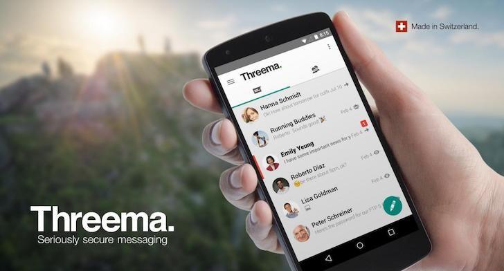 Threema App Android APK Download, iOS & Windows Phone