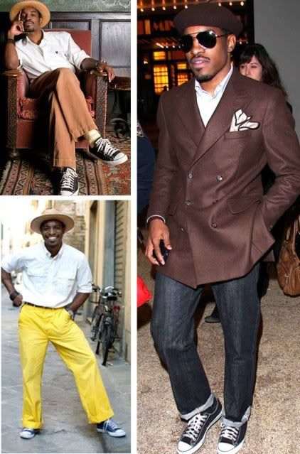 Andre 3000..he is the prototype