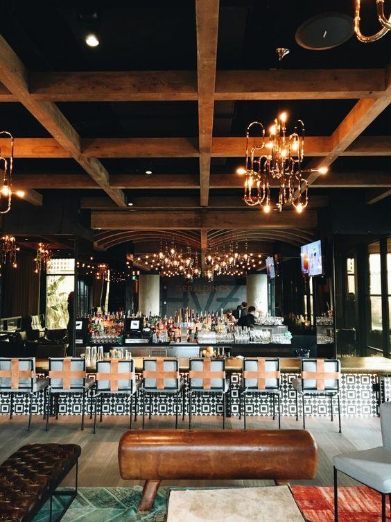 Best Interior Designs Inspired By Luxury Restaurants Hotel Decor