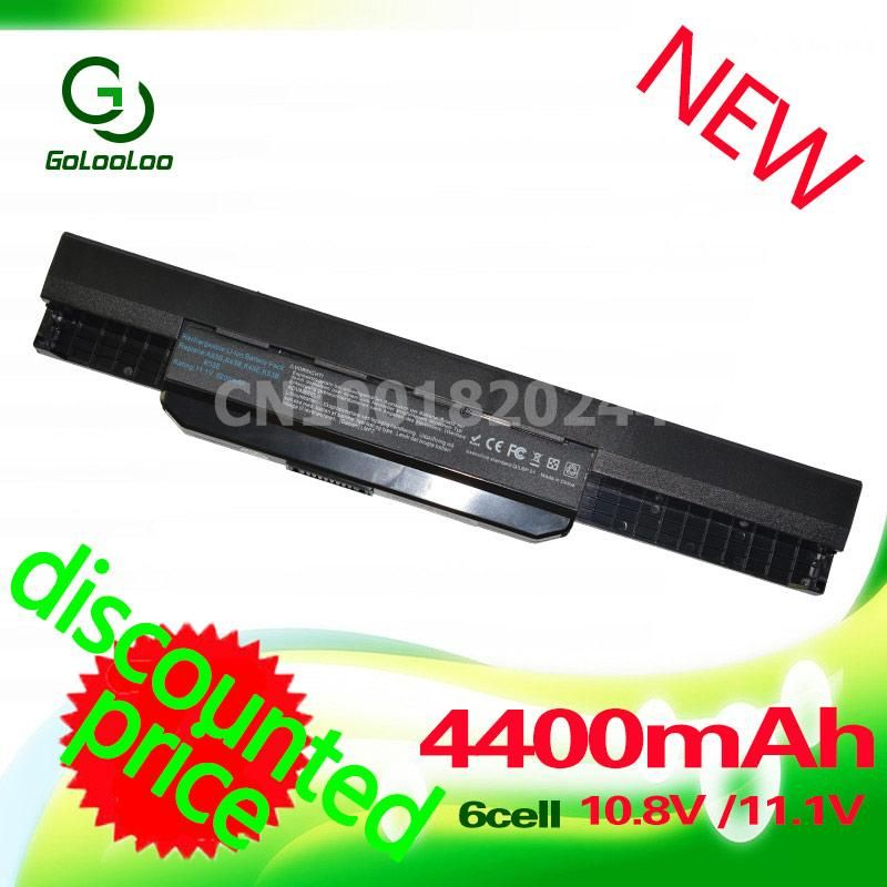 Visit To Buy Golooloo Battery For Asus K53u A43 A53s A53 A53z