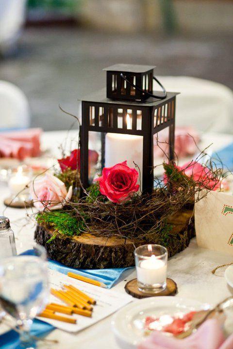 10 centros de mesa para bodas con faroles | otro año | pinterest
