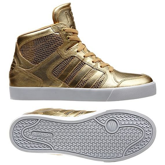 adidas neo gold scarpe