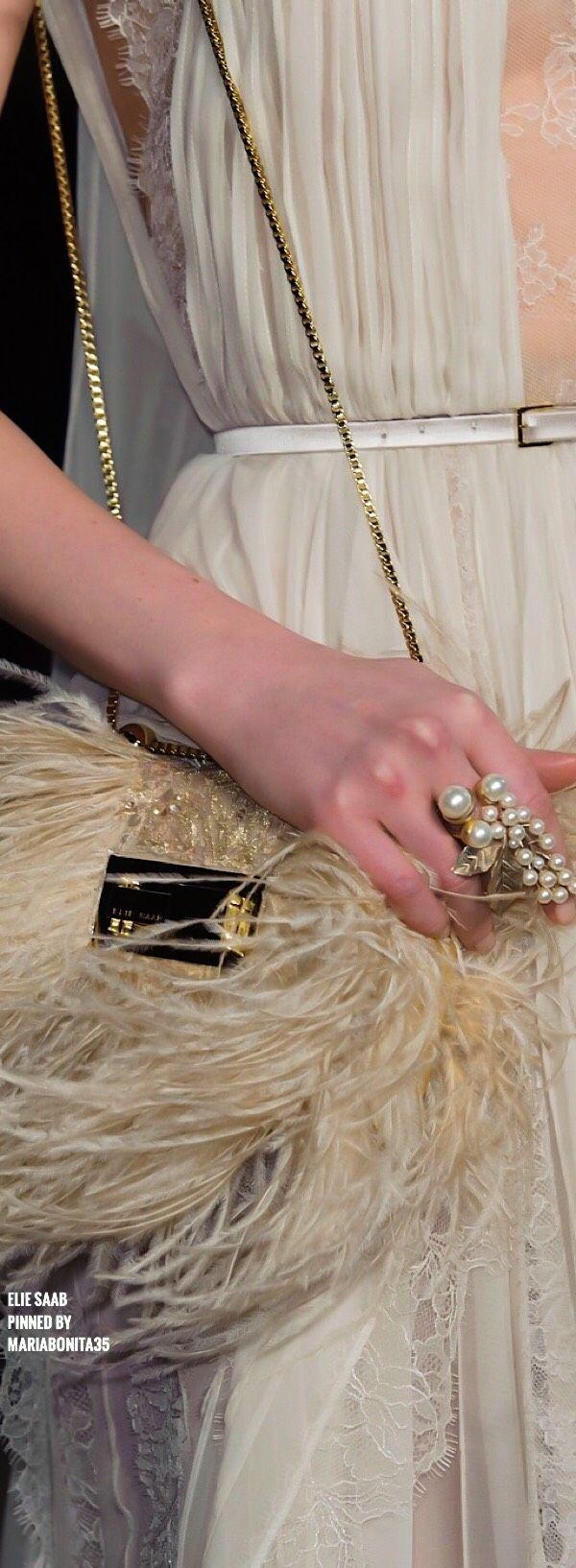 Elie Saab Spring-15 Haute Couture Details