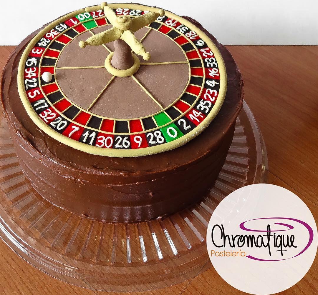 Roulette cake (Torta de ruleta)