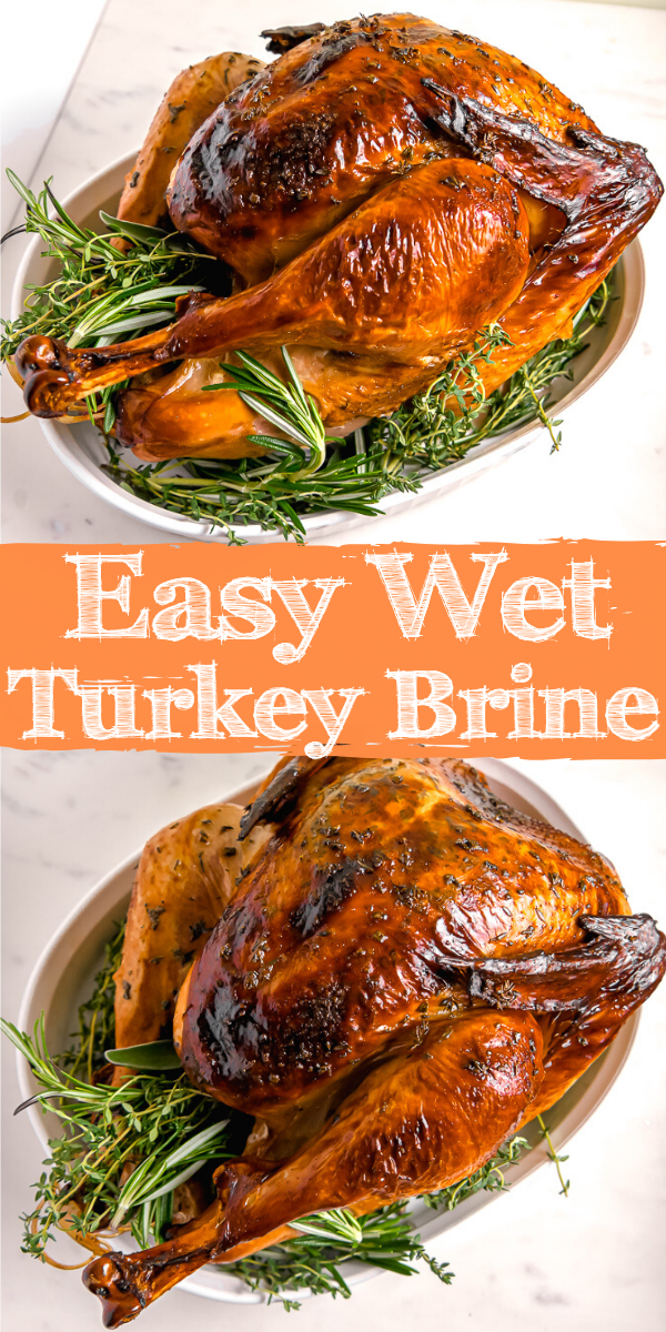 Easy Turkey Brine - Girl With The Iron Cast