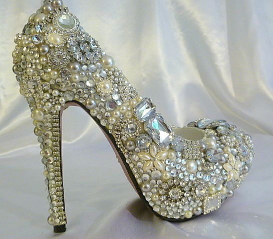 Scarpe Sposa Wish.Cinderella S Wish Crystal Shoes Only 775 No Big Deal