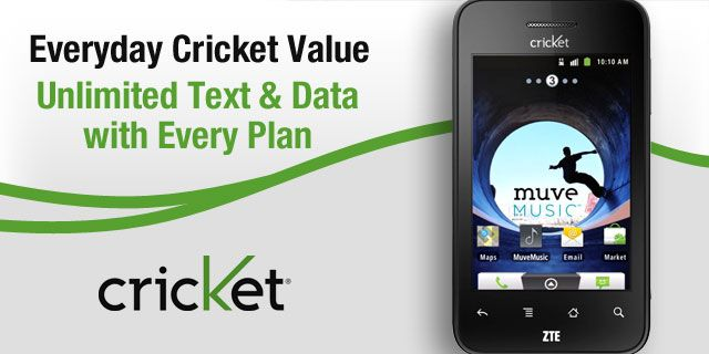The Wirefly Prepaid Phone Store Features Great Phones And Muve Music With Cricket Wireless Prepaid Phones Cell Phone Plans Phone Plans