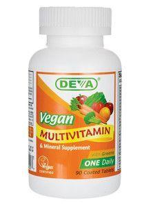 Vegan Multivitamin & Mineral Support