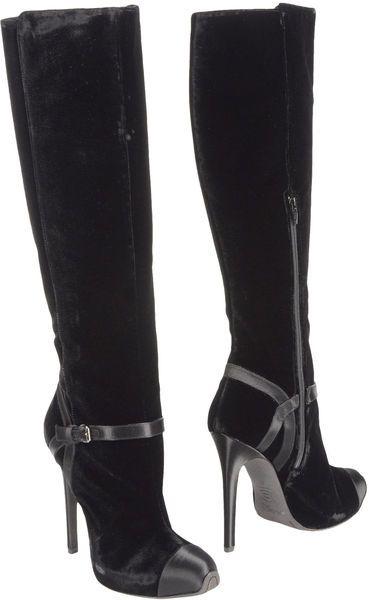 GIAMBATTISTA VALLI   High heeled Boots