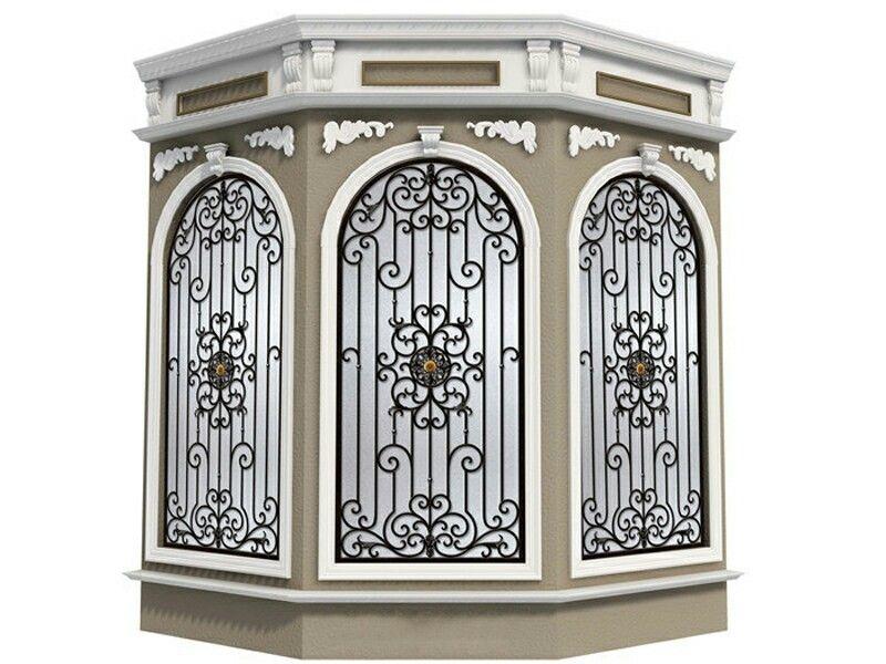 دفاعات حديد شبابيك قناطر Grill Design Window Grill Design Home Window Grill Design
