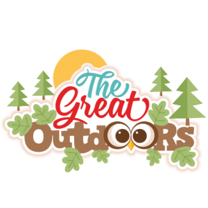 The Great Outdoors SVG (With images) | Outdoors theme, The great ...
