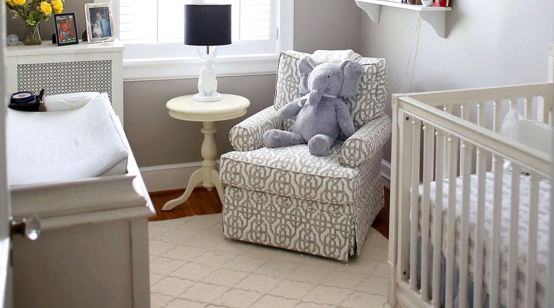 How To Create A Safe Nursery Small Baby