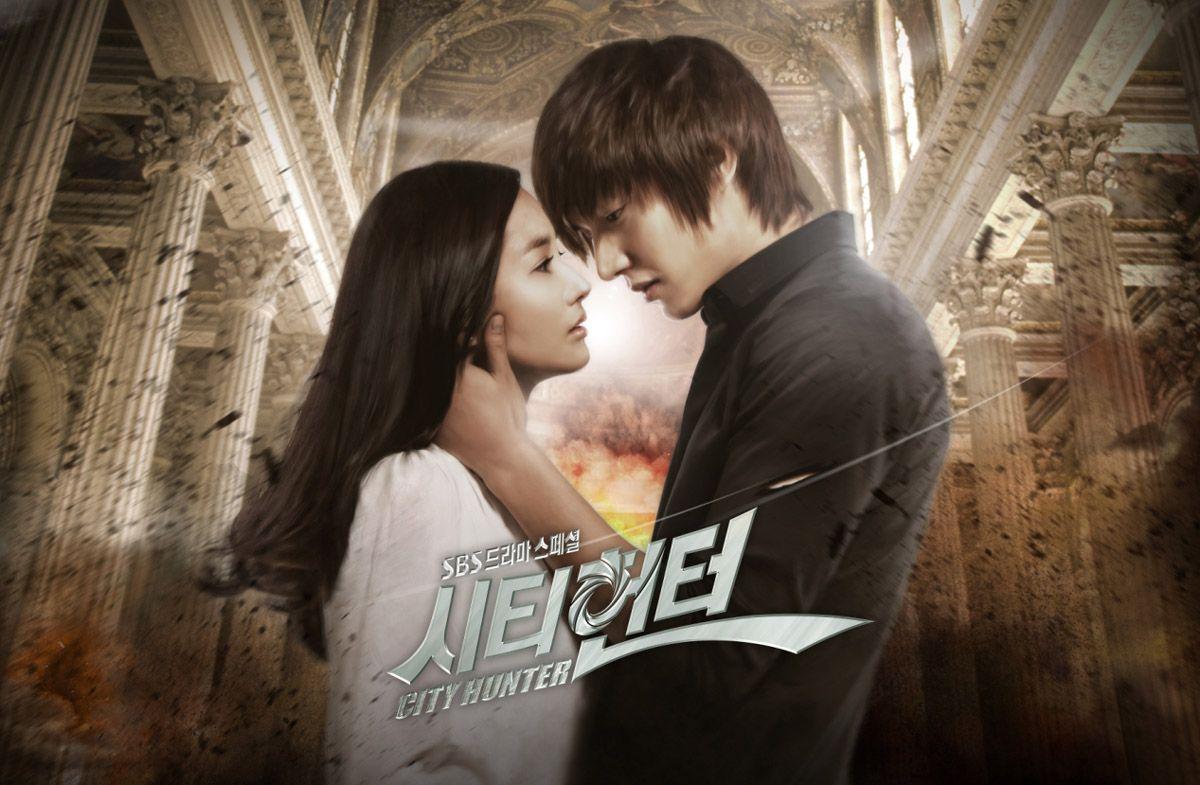 City Hunter Lee Min Ho Park Min Yeong City Hunter City Hunter Ost Korean Drama