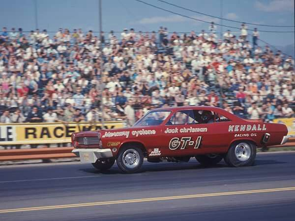 Jack Chrisman from the mid 60's. `™`