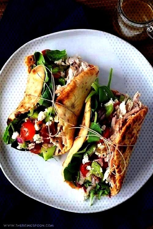 meal prep recipes for healthy lunches that taste great! - It's Always Autumn  - Food -33 delicious