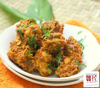 Nava k chicken ayam rendang asian persuasion pinterest say yes to malaysias authentic chicken rendang recipe main dish chicken ayam rendang by nava k forumfinder Choice Image