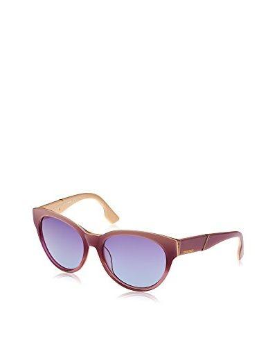 Diesel Sonnenbrille 0124_45U (56 mm) malve/makeup