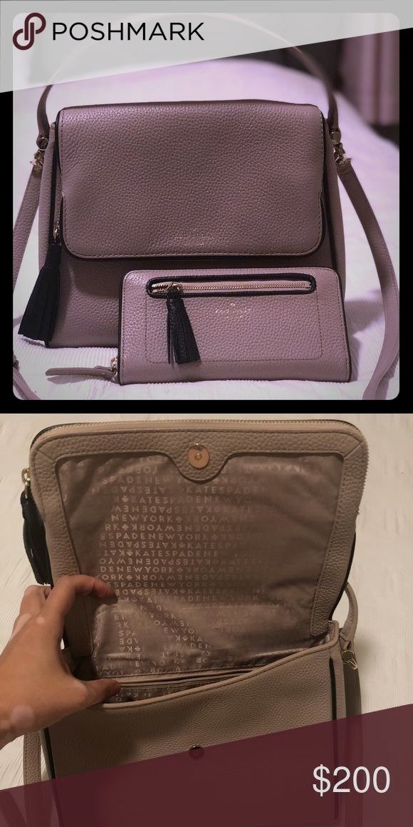 2e868c99f04 Kate Spade hobo  purse w  matching wallet Authentic kate spade - Gently  used.