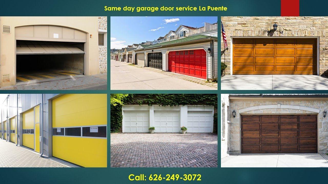 Whenever Someone Is Facing A Broken Garage Door Or When Someone Need A New Garage Door Installment Whether He Own Garage Door In La Puent Services Garag