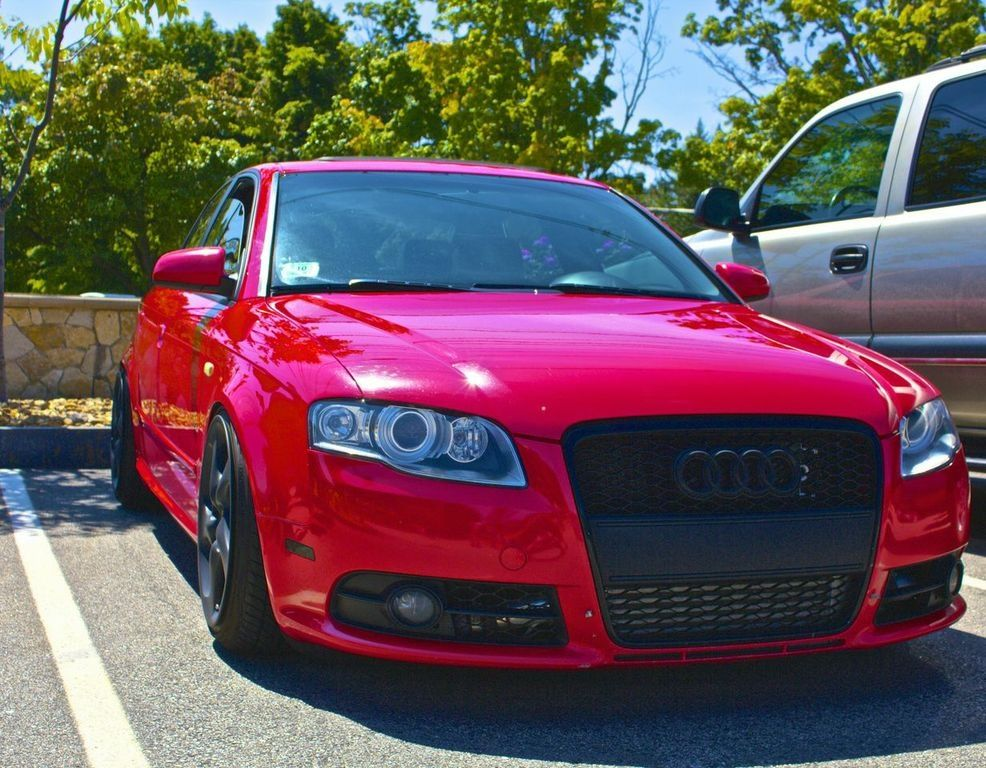 The Official B7 Stance Thread Page 4 Audi Motorsport Red Audi Audi Cars