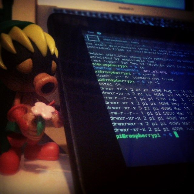 Something we loved from Instagram! Deku Link is helping me get my new kindle fire set up as a wireless touch screen for my Raspberry Pi.  #raspberrypi #legendofzelda #LinkTechSupport by tim_keeley Check us out http://bit.ly/1KyLetq