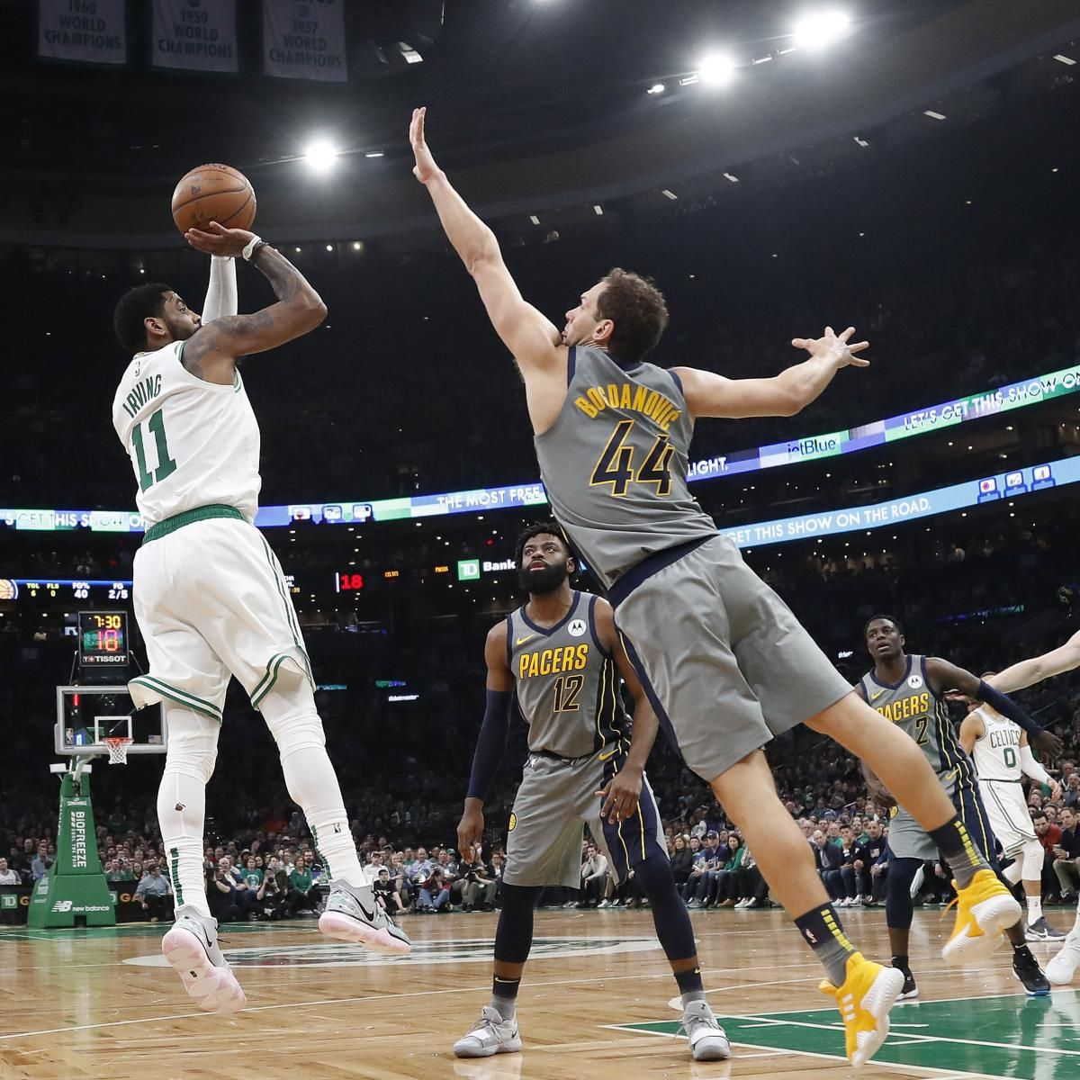 NBA Playoffs 2019 Breaking Down Potential FirstRound