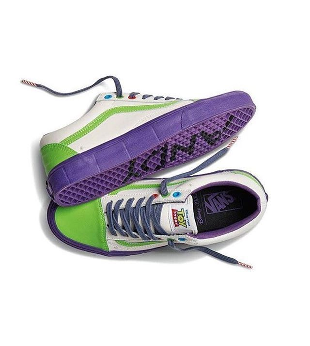 PRE ORDER) Toy Story x Vans Old Skool Buzz Lightyear
