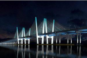 Fluor Team Wins Contract for Tappan Zee Bridge Replacement