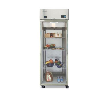 Hoshizaki Commercial Freezer 23 3 Cu Ft Cf1b Fg Commercial Series Freezer Reach In Professional Mobile Freezers For Commercial Restaurants Glass