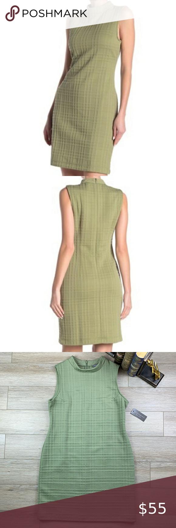 Sharagano Waffle Knit Dress Waffle Knit Knit Dress Sharagano [ 1740 x 580 Pixel ]