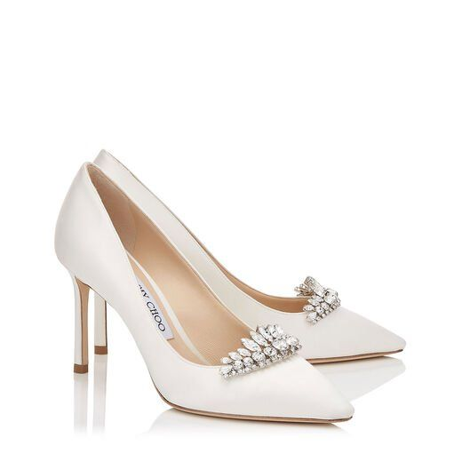 Romy 85 Jimmy Choo Wedding Shoes Girls Gold Shoes Jimmy Choo Heels