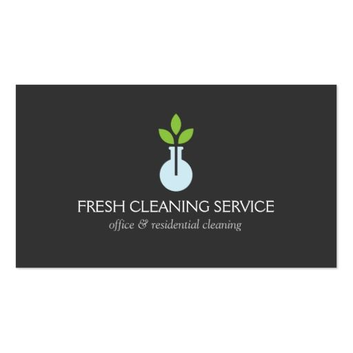 Modern Logo 4 For Cleaning Service And Hospitality Business Card Zazzle Com In 2021 Cleaning Logo Business Cleaning Logo Cleaning Business Cards