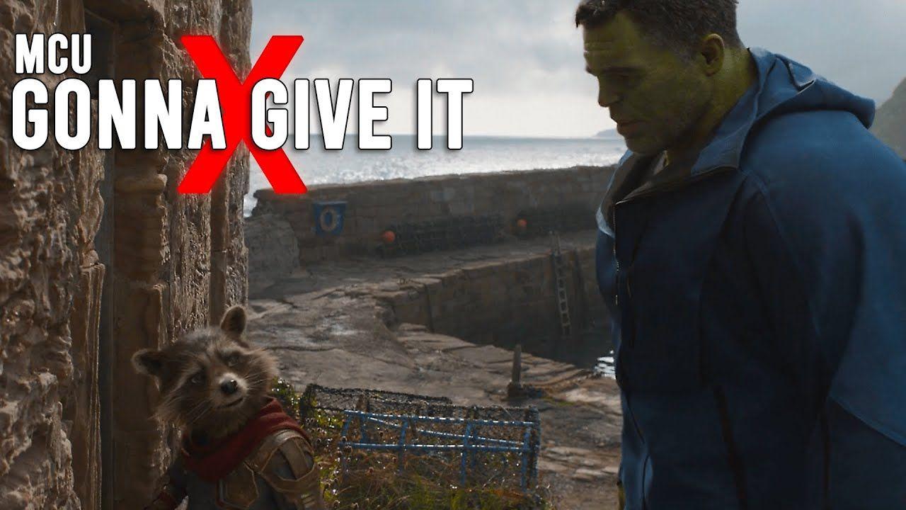 Marvel Mcu X Gon Give It To Ya Collab W J K Edits Marvel Trailer Song Mcu