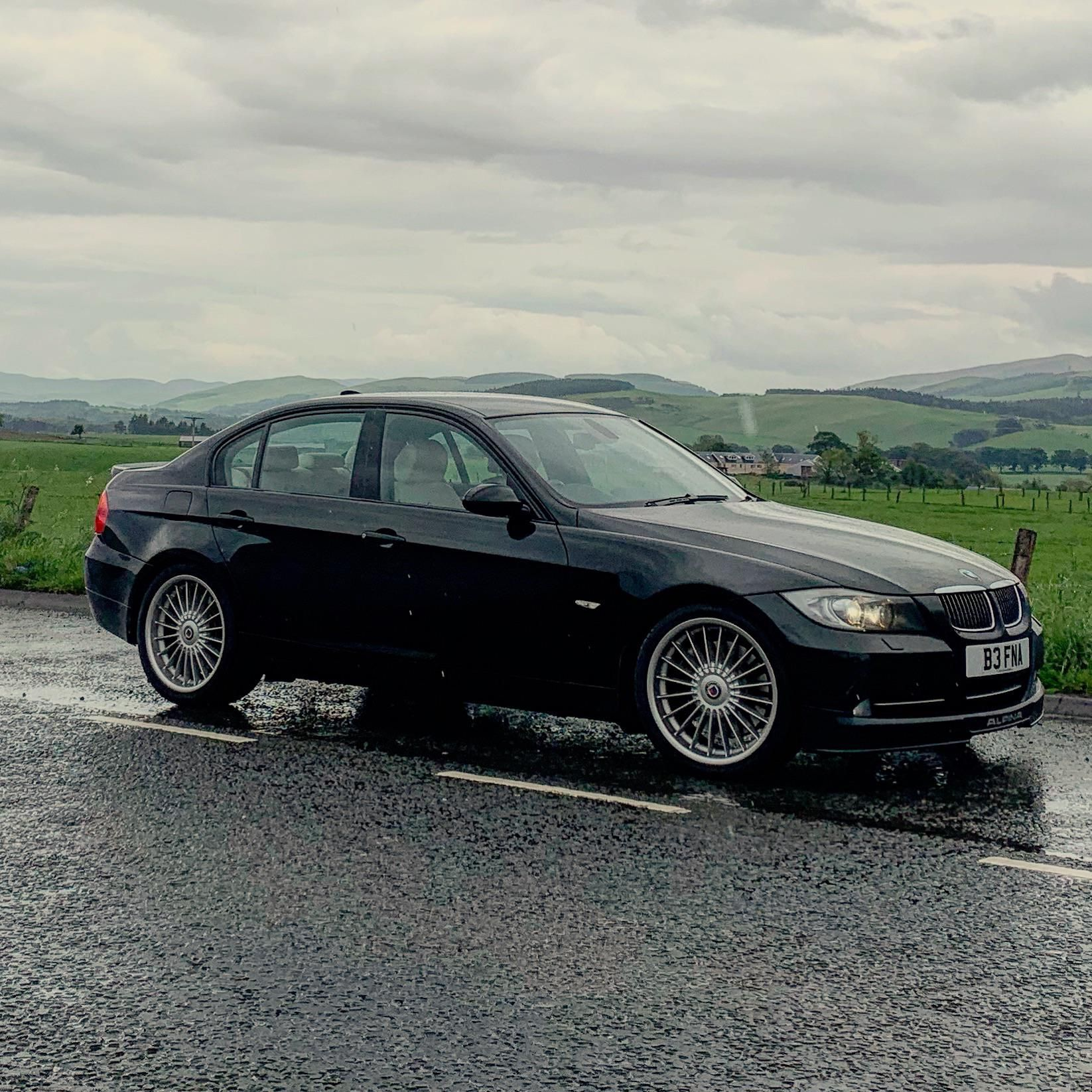 My Alpina B3 Bi Turbo E90 Thought I D Share Yet Another Picture