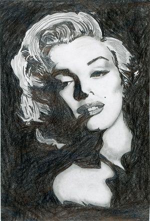 Marilyn Monroe 2 The Artwork - www.artkingmalc.co.uk
